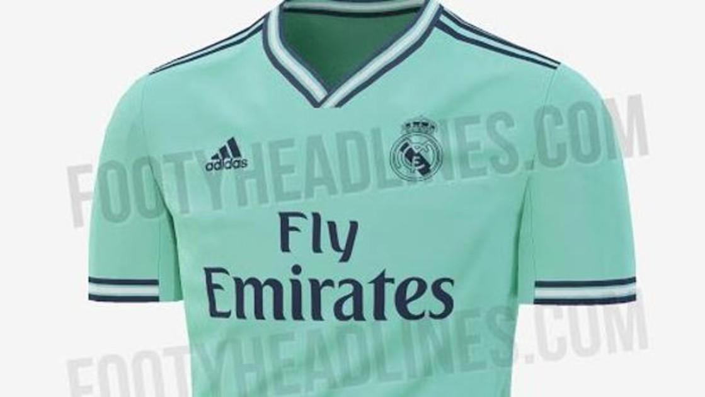 El impactante nuevo color para la tercera camiseta del Real