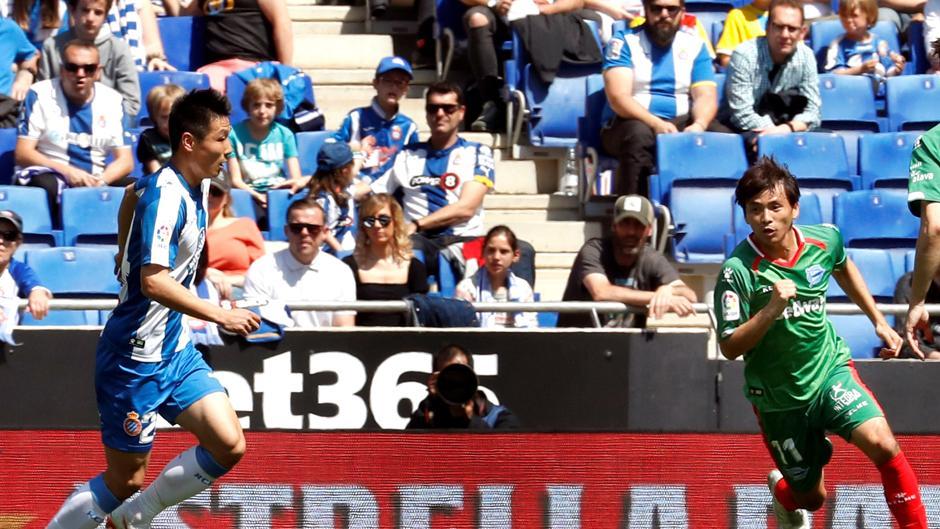 LaLiga Santander (J32): Resumen y goles del Espanyol 2-1 Alavés