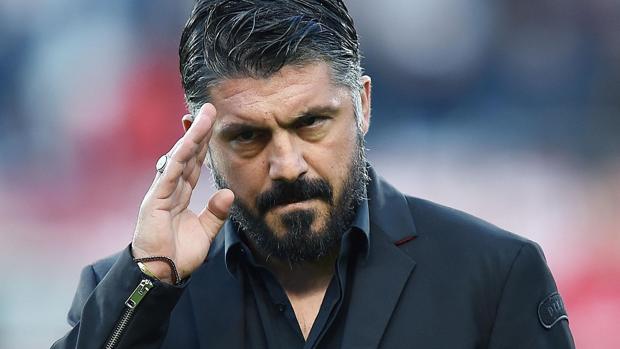 El noble gesto de Gattuso en su adiós al Milan