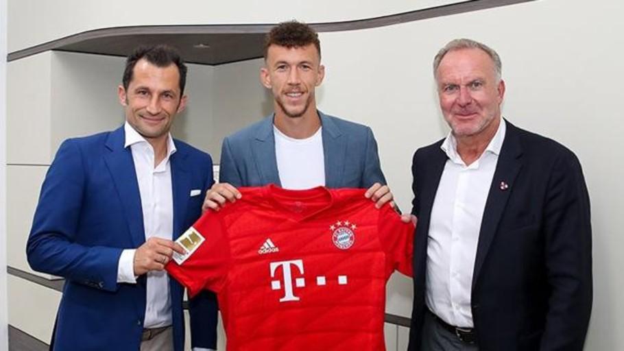 Perisic, al Bayern, cedido por el Inter de Milán