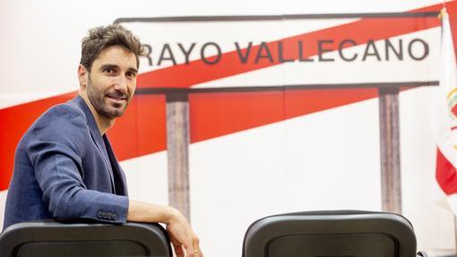 David Cobeño, director deportivo del Rayo