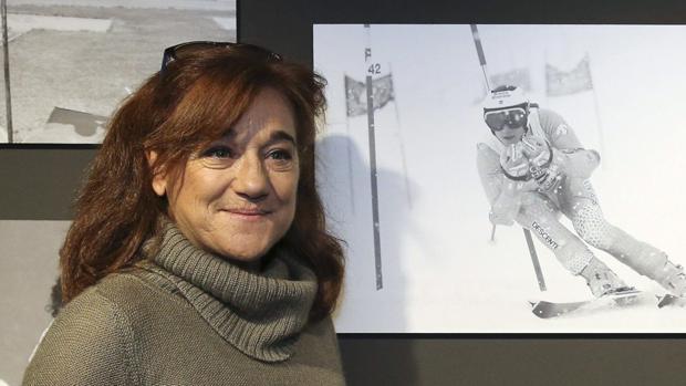 Blanca Fernández Ochoa, en una imagen de 2014