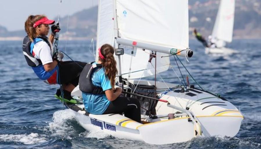 Comienza en La Coruña el Trofeo Comodoro de 420