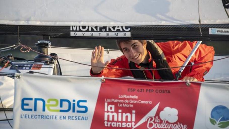 Pep Costa primer español en llegar a Las Palmas de Gran Canaria
