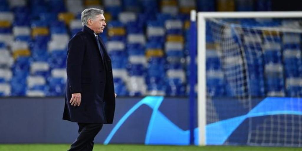 Ancelotti, destituido tras conseguir el pase a octavos de la Champions