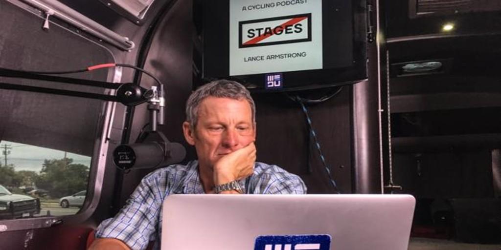 Armstrong no sabe si el dopaje le produjo el cáncer de testículos