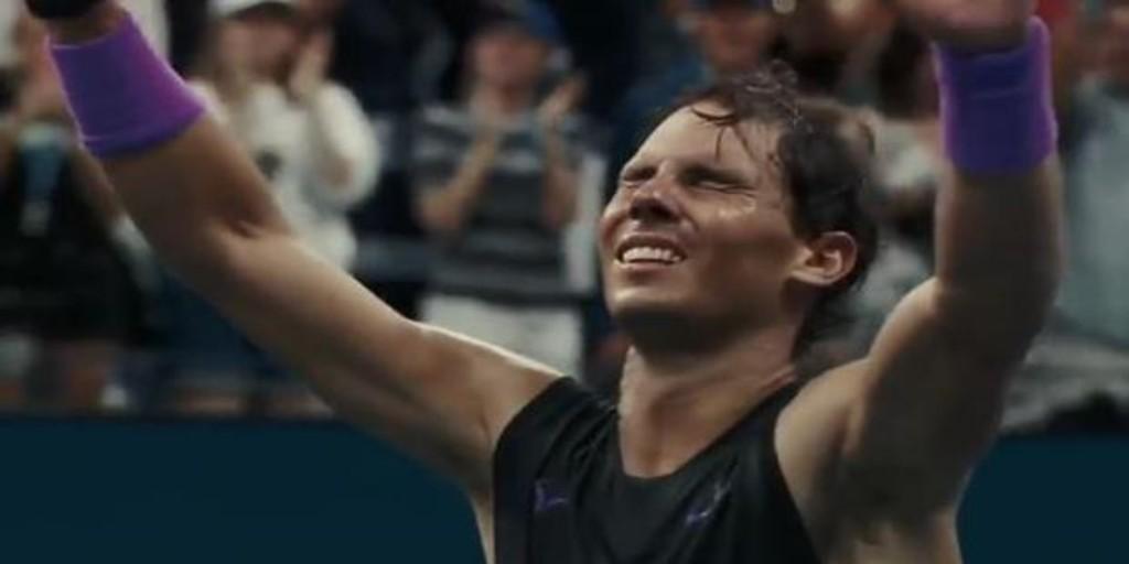 El emotivo anuncio de Nike con Rafa Nadal como ejemplo para no rendirse