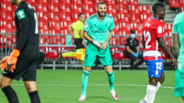 Las opciones del Real Madrid para ser campeón este jueves