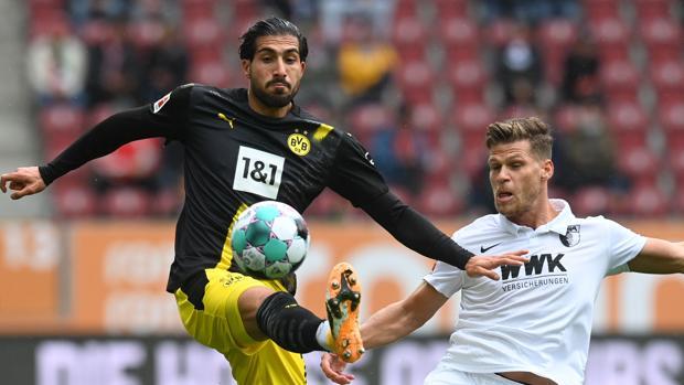 Augsburgo - Borussia Dortmund en directo