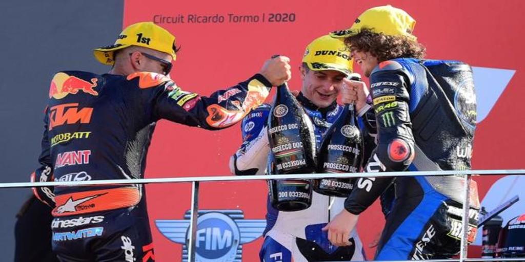 Cambio de guardia en MotoGP para 2021