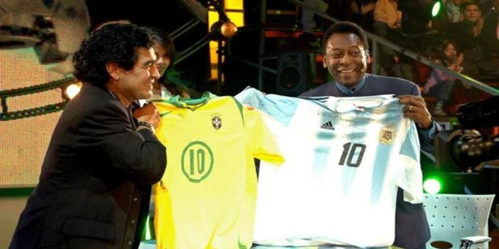 ¿Quién ha sido el mejor futbolista de todos los tiempos?