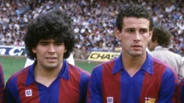 Julio Alberto: «Diego no supo escoger a sus compañeros de viaje»
