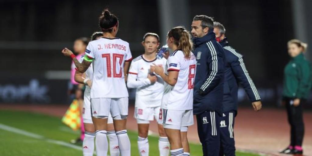 Goleada de escándalo de la selección española femenina: 10-0
