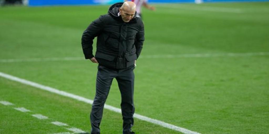 Zidane pone firme a la plantilla