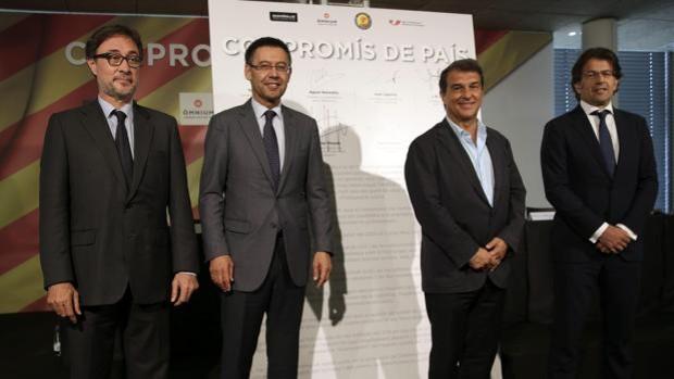 El Barcelona condiciona la Superliga al visto bueno de los socios