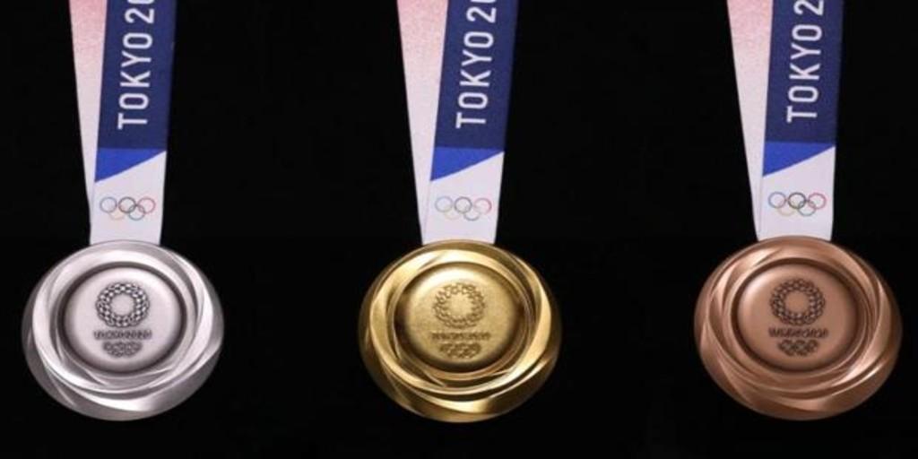Medallero de España en los últimos 10 Juegos Olímpicos