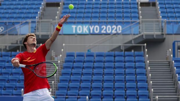 Horario y dónde ver en directo el Djokovic - Carreño