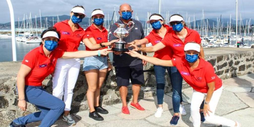 El sorteo de barcos para la Ladies Cup marca el final de los preparativos del Trofeo Príncipe de Asturias