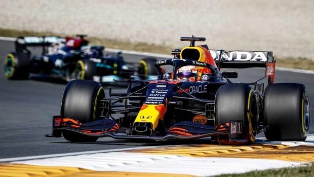 Verstappen lidera el Gran Premio en el circuito de Zandvoort
