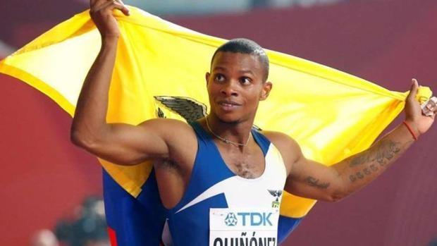Conmoción en el atletismo mundial por el asesinato de Álex Quiñónez