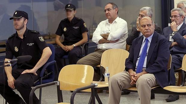 El expresidente de la CEOE Gerardo Díaz Ferrán