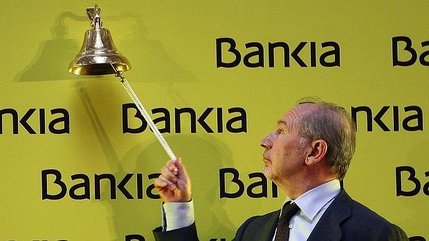 Bankia salió a Bolsa en julio de 2011