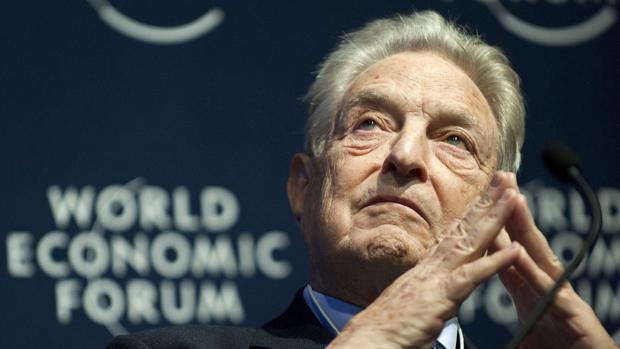 Soros, en una imagen de archivo