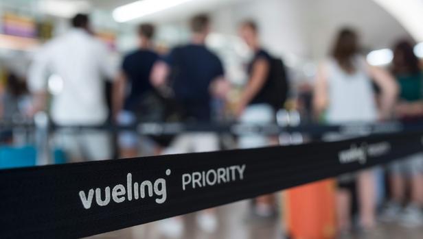 Iberia ha reforzado la capacidad de Vueling
