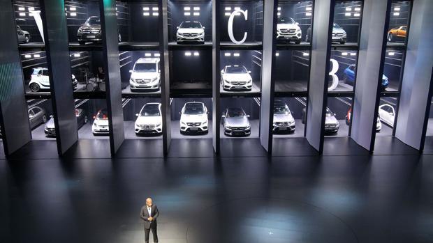 Dieter Zetsche, consejero delegado de Daimler