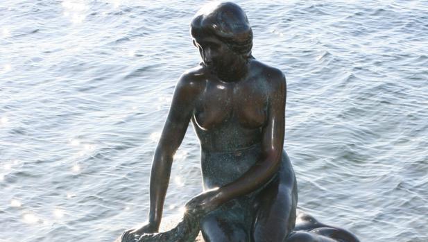 La sirenita de Copenhague, el símbolo del país