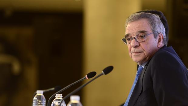 César Alierta ha presidido la última reunión del CEC