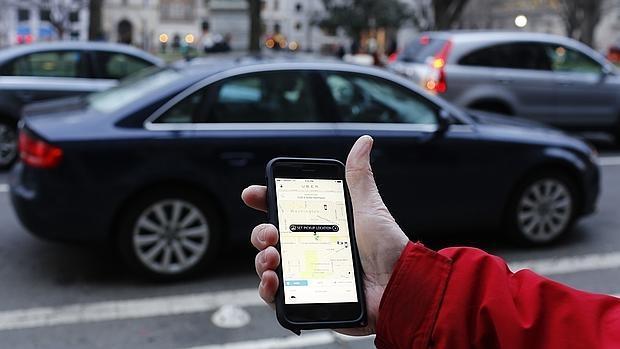 Uber ha lanzado esta oferta para «celebrar el mes de Madrid»