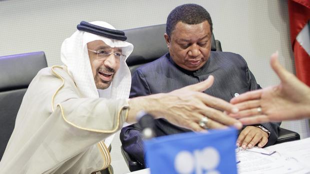 Reunión de la OPEP en Viena