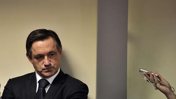 EL jefe de la misión de la Comisión Europea en España, Servaas Deroose, en una imagen de archivo