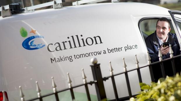 El gigante de la construcción británico Carillion se declara en quiebra y pone en riesgo miles de empleos