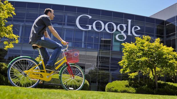 Sede de Google, en California