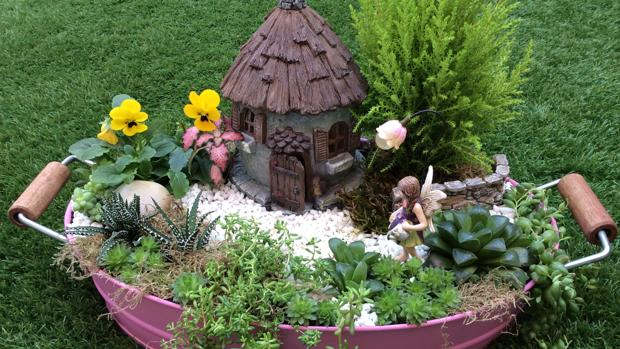 El arte de crear jardines diminutos