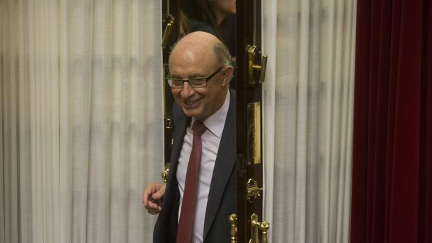 Cristóbal Montoro, ex ministro de Hacienda que creó los mecanismos extraordinarios de financiación