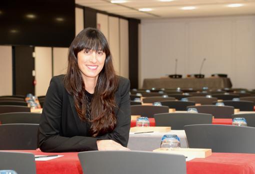 Mercedes Vila, cofundadora de Biotech Foods