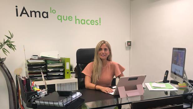 La firma que dirige Carolina Medina da empleo a 13 personas