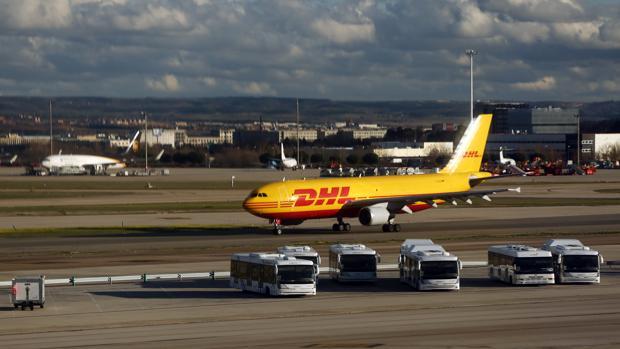 DHL Express Spain invierte 93 millones en su «hub» logístico de Barajas