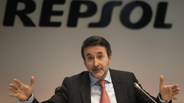 Josu Jon Imaz, CEO de Repsol