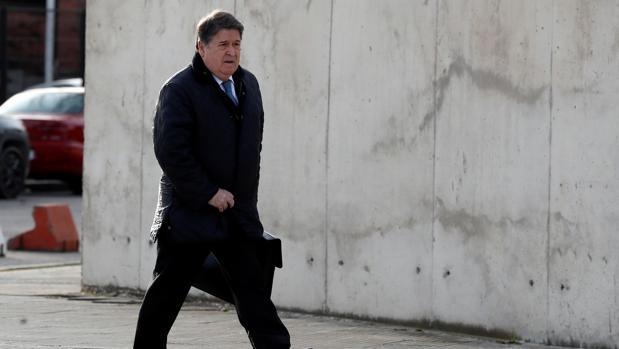 El exvicepresidente ejecutivo de Bankia, José Luis Olivas