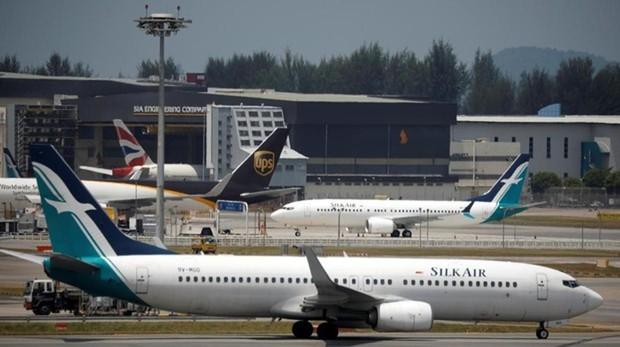 737 MAX operado por por Silkair