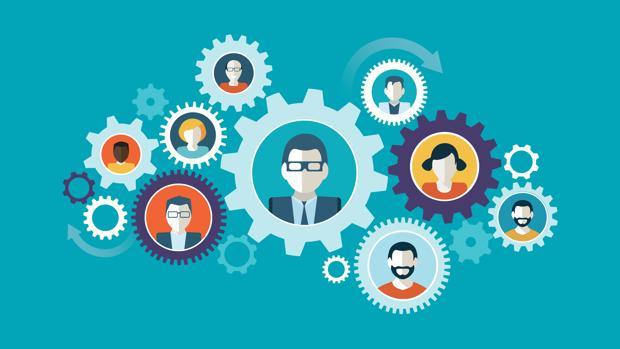 Solo el 45% de los empleados temporales y el 32% de los autónomos participan este año en algún proceso de formación