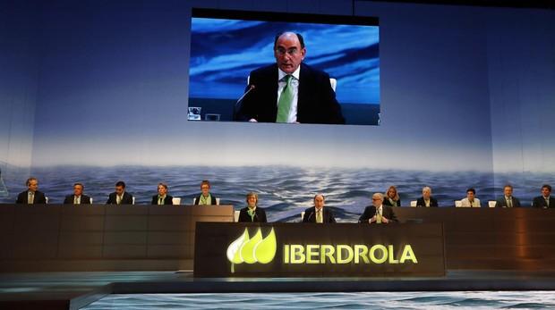 Junta de accionistas de Iberdrola celebrada en marzo
