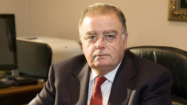 El presidente ejecutivo de Euromadi, Jaime Rodríguez