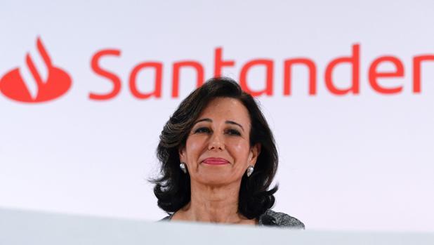 La presidenta del Santander, Ana Botín, es una de las principales consejeras ejecutivas del Ibex 35