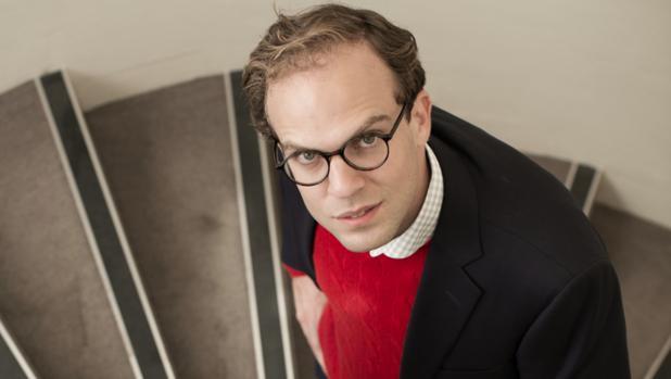 Carl Benedikt Frey, experto en el futuro del empleo de la Universidad de Oxford
