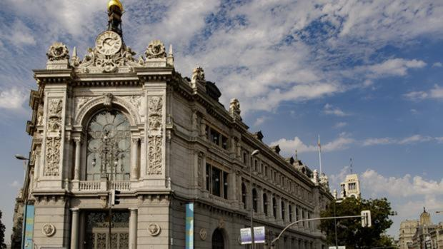 Sede central del Banco de España
